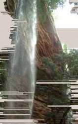 vodopád Botti Falls