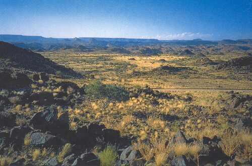 krajina Namaqualandu